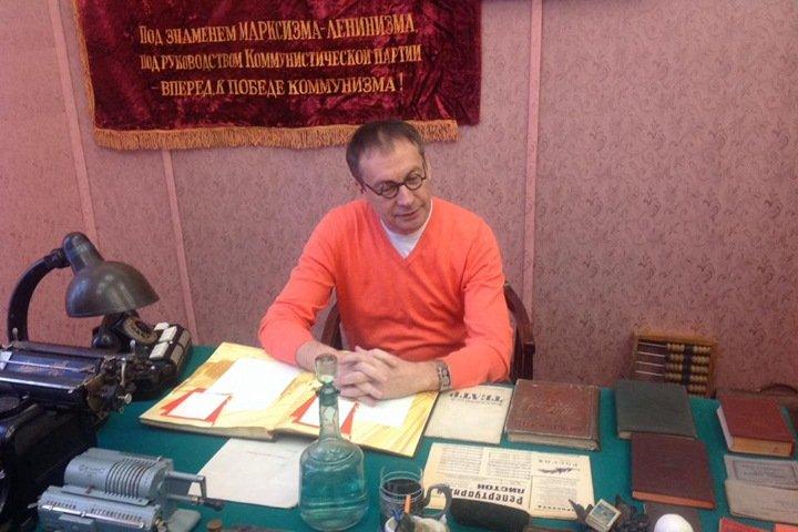 Шоумена Буланкина сделали главным по спецпроектам новосибирской филармонии