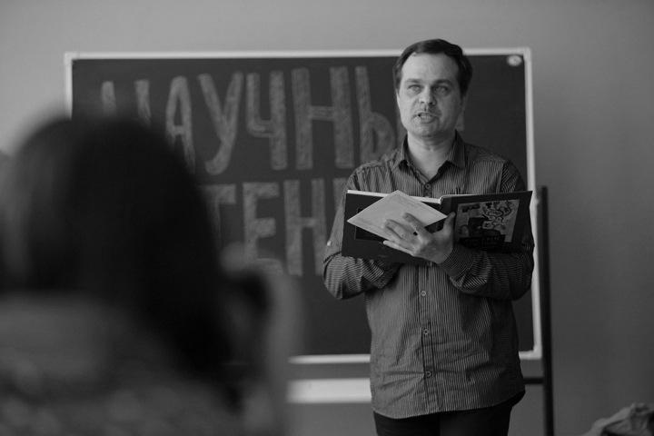 Новосибирского журналиста Анатона Лучанского наградили посмертно