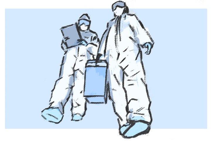 Почти 500 омичам с COVID незаконно отказали в госпитализации