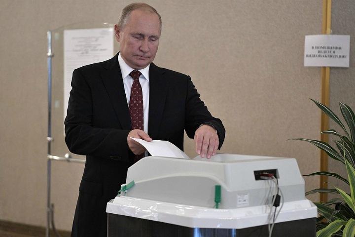 Путин одобрил многодневное голосование на выборах в регионах Сибири