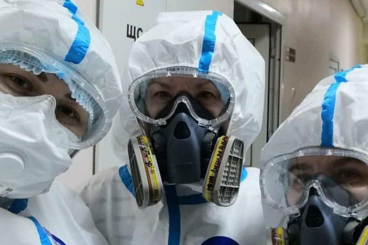 Более 80 тыс. сибиряков заболели коронавирусом
