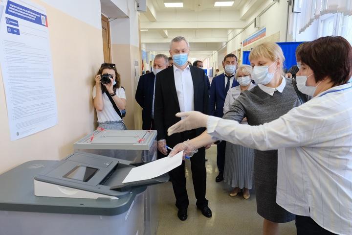 Трехдневное голосование и надомную «досрочку» ввели на новосибирских выборах