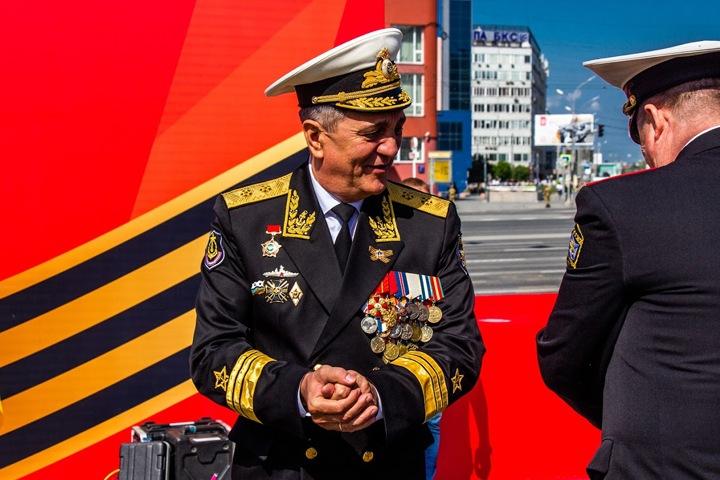 Доходы сибирского полпреда Путина за год выросли почти на 20%