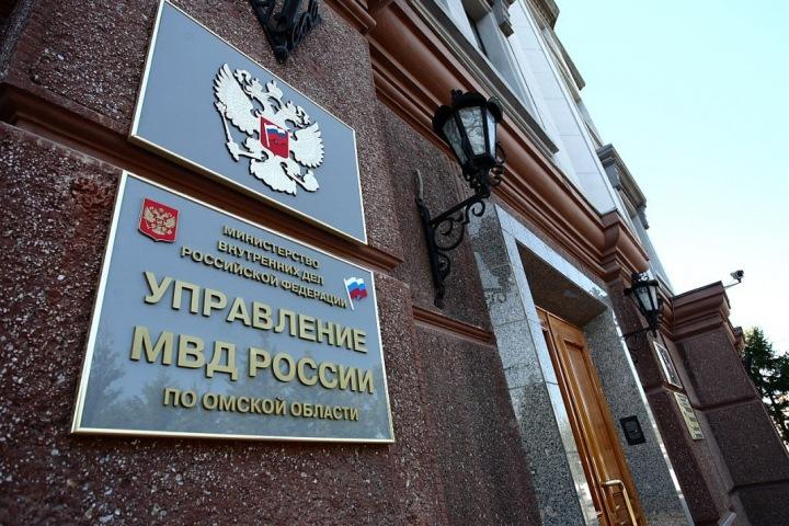 Омская полиция прокомментировала отравление Навального