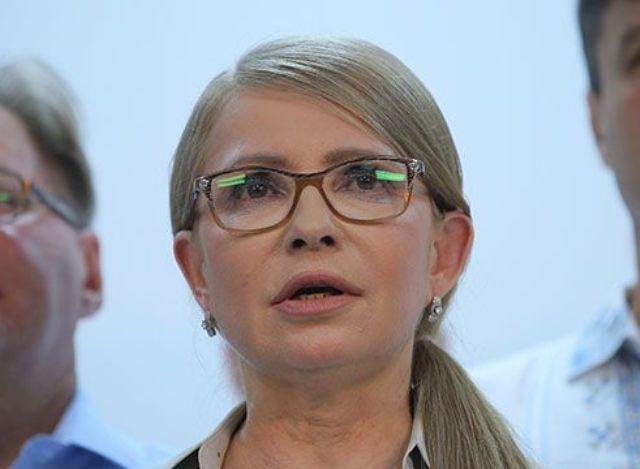 Юлия Тимошенко: долгая история болезней политика