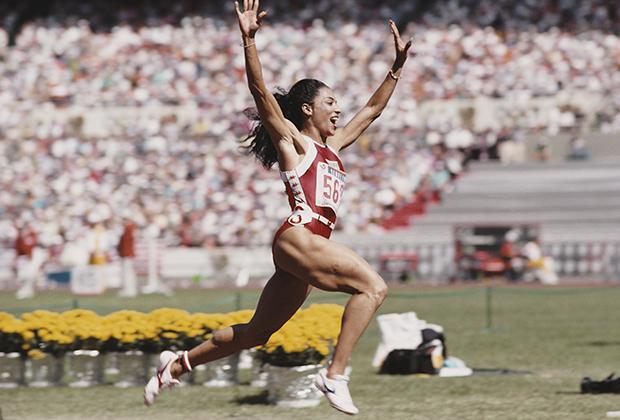 Флоренс Гриффит-Джойнер: самая быстрая женщина мира
