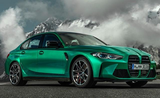 Новые BMW M3 и M4: фото, цены, характеристики, продажи