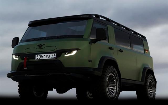 УАЗ-452: какой будет новая «Буханка», фото, характеристики