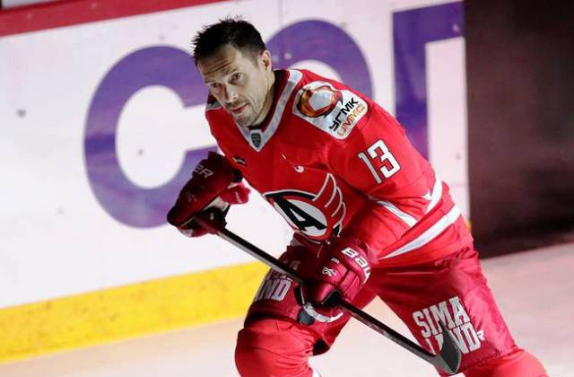 Павел Дацюк примет решение по игровой карьере по окончании сезона