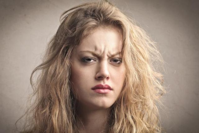 Как избавиться от привычки хмуриться?