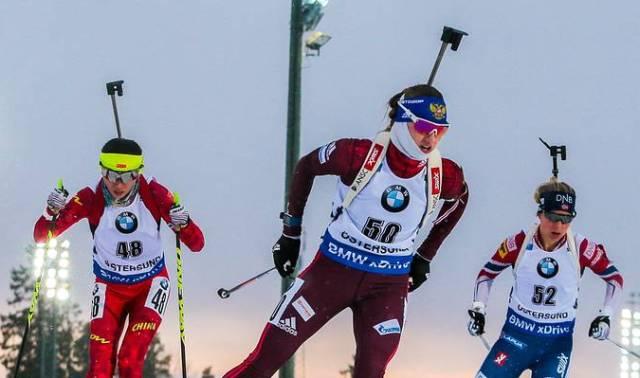 2-й этап Кубка мира по биатлону перенесен из Швеции в Финляндию