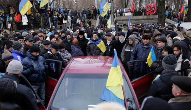 Украинская оппозиция заявила, что власть готовит фальсификации на местных выборах