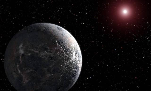 """Открыта планета похожая на Землю с периодом обращения, равным числу """"пи"""""""