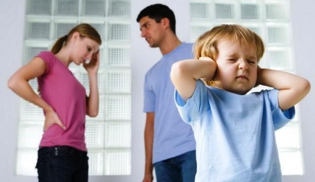 Снижается «гормон любви»: как развод отражается на детях