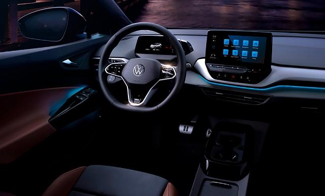 Volkswagen рассекретил интерьер нового кроссовера