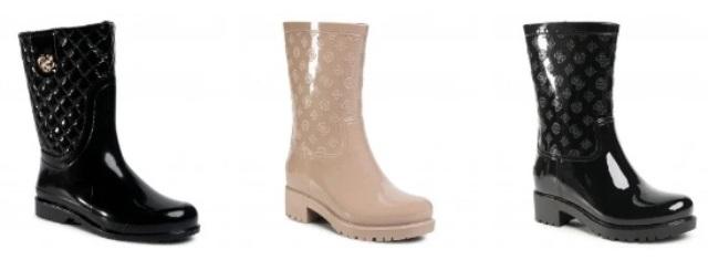 Лужи и стильная обувь. Почему женские резиновые сапоги – это лучший тренд осени