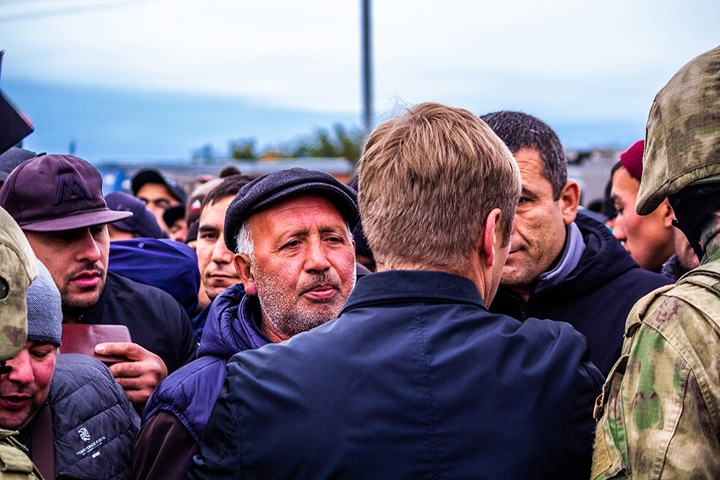 Новосибирск стал лидером по нетерпимости к мигрантам