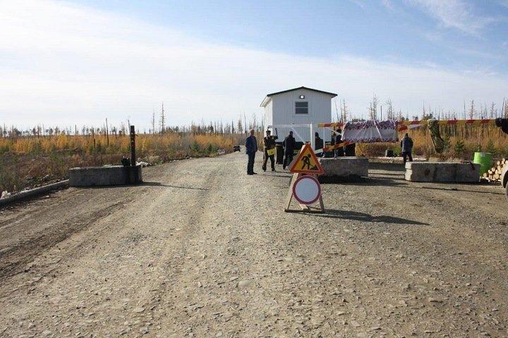 МВД: бизнесмен требовал плату за проезд из Красноярского края в Приангарье