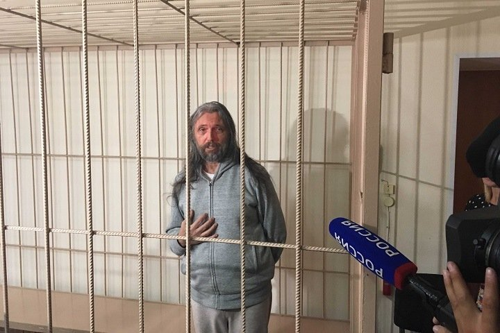 Красноярский омбудсмен назвал арест Виссариона «заказным» и «политическим решением»