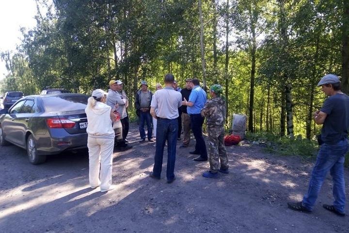 Жителям кузбасской деревни удалось отстоять дорогу у угольщиков