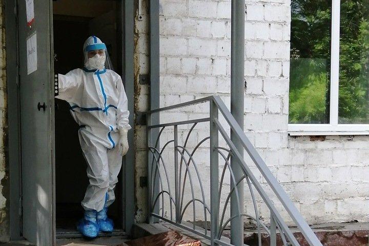 Более 2,2 тыс. сибиряков с коронавирусом умерли