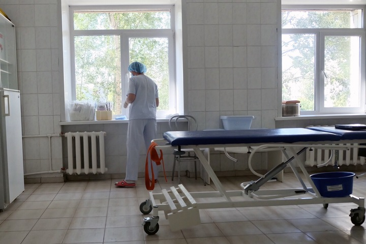 Количество жертв COVID в Сибири превысило 2,3 тыс.