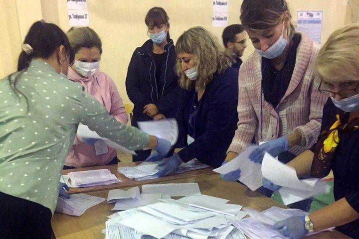 Как прошло досрочное голосование в Иркутске, Новосибирске и Томске