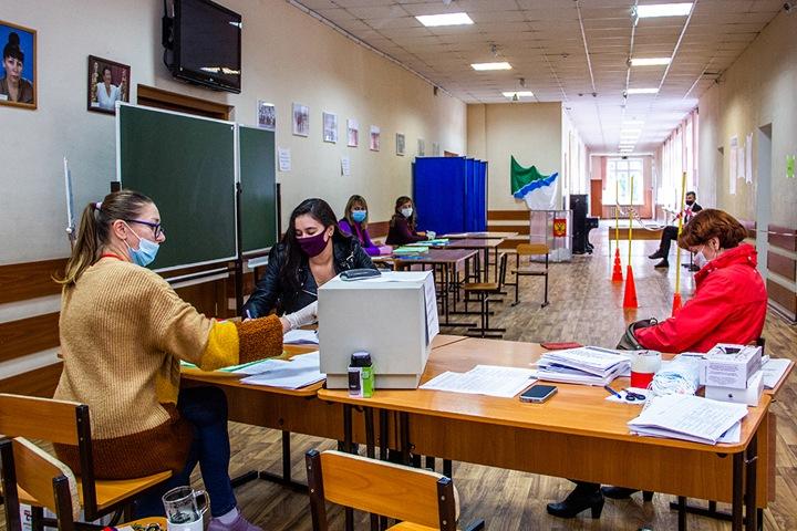 Выборы в Сибири. Главный день