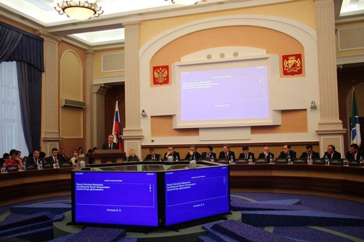 Состав нового горсовета Новосибирска. Предварительные итоги