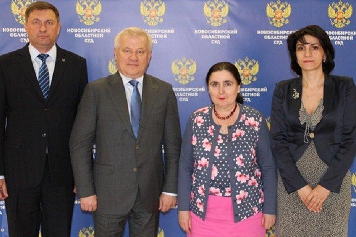 Верховный суд одобрил уголовное дело против экс-главы Новосибирского облсуда