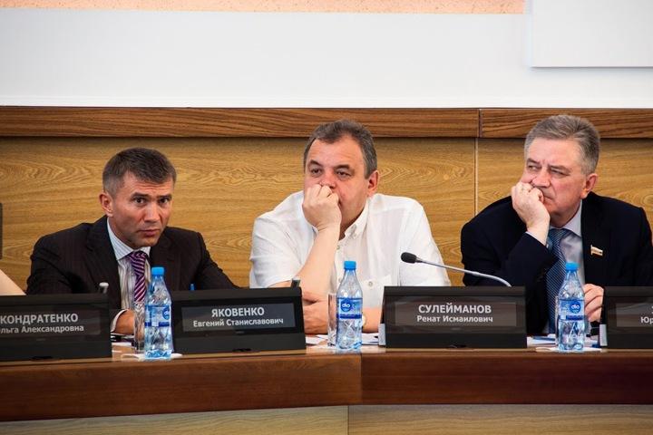 Вице-спикер горсовета Новосибирска обвинил коллег в принадлежности к «пятой колонне»