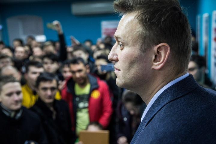 Следы вещества группы «Новичок» нашли в организме Навального