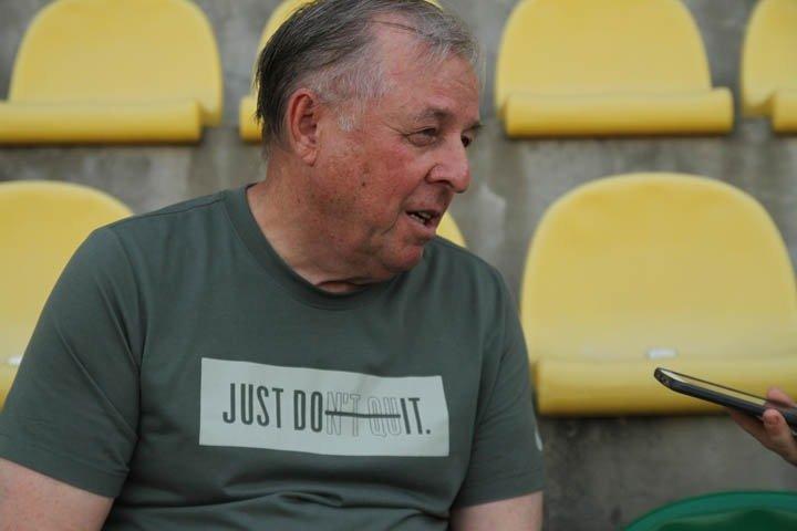 Тренер футбольного «Енисея» планирует возглавить болгарскую «Славию»