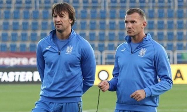 Шовковский в 45 лет снова сыграет за сборную Украины