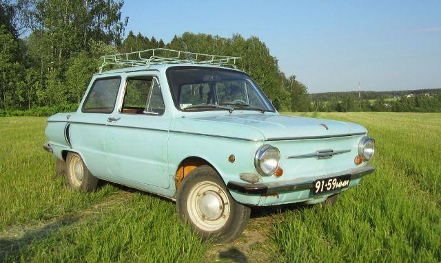 60 лет «Горбатому». Как «Запорожец» изменил советский автопром