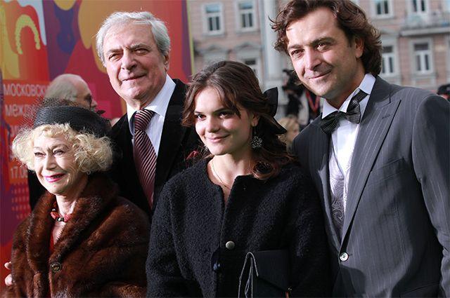 Дети знаменитостей. Известные актерские династии