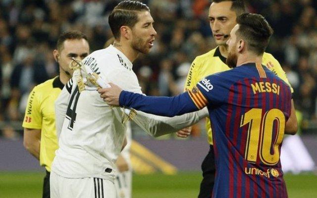 Испанская классика: «Реал» обыграл «Барселону»