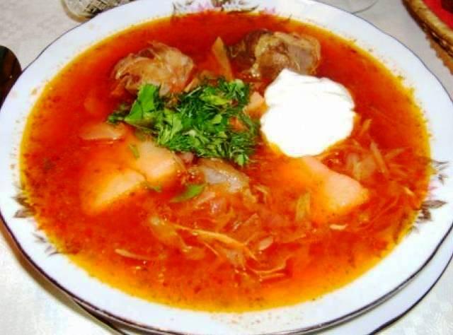 Чей борщ: Украина от ОНН добивается культурного статуса для любимого блюда