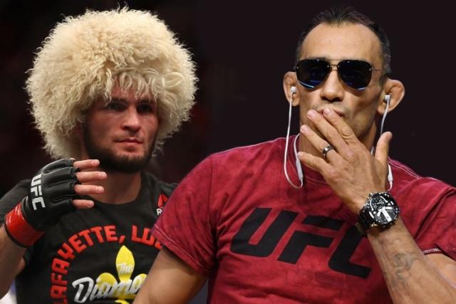Конора списали. UFC делает шестой заход на бой Хабиба и Фергюсона