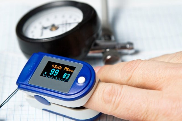 Как измерить уровень кислорода в крови в домашних условиях