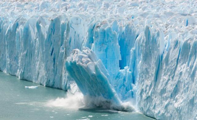 Ученые считают, что таяние мерзлоты в Арктике в 2020 г. обусловлено теплой зимой