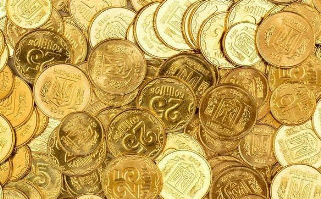 С 1 октября в Украине не принимаются 25 копеек и купюры до 2003 г.