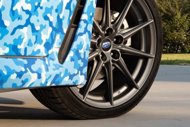 Новое купе Subaru BRZ покажут осенью: родство с Toyota сохранится