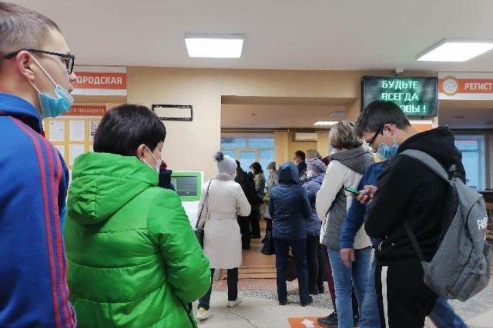 Алтайский Роспотребнадзор о COVID-19: «Реально оказать помощь каждому больному не хватит ресурсов»