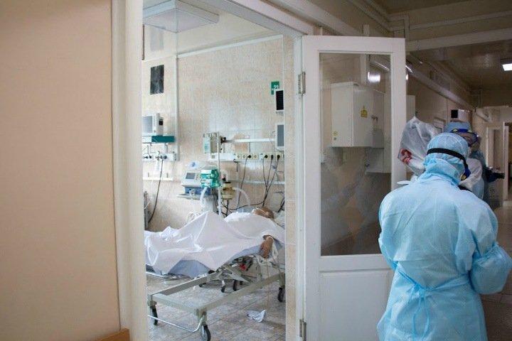 Более 16,2 тыс. зараженных коронавирусом обнаружено в Новосибирской области