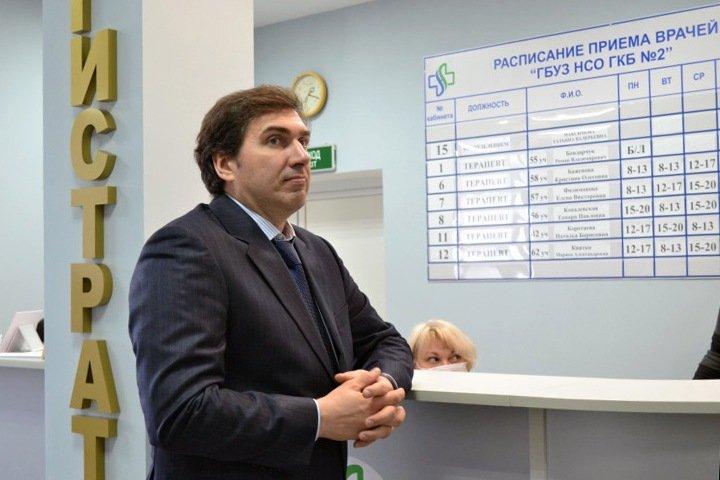 Новосибирский министр не увидел проблем в оптимизации здравоохранения