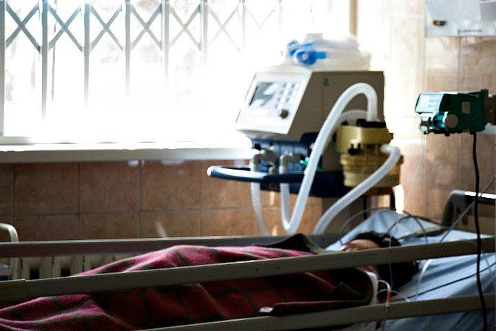 Пациенты с пневмонией замерзают в кузбасской больнице