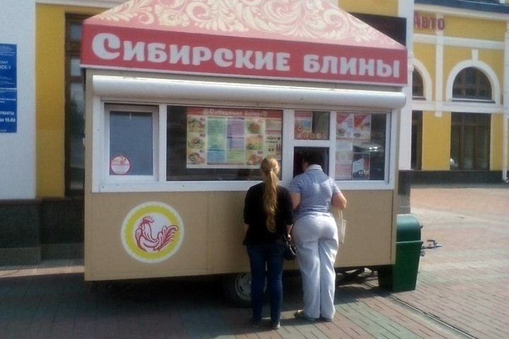 «Сибирские блины» оштрафовали в Томске на полмиллиона