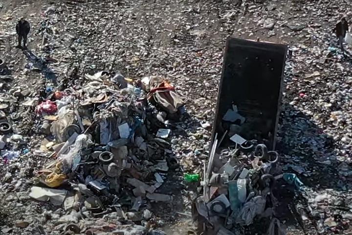 Росприроднадзор призвал закрыть красноярский полигон «Шинник»