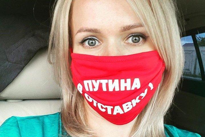 Барнаульской активистке пригрозили подбросить наркотики из-за пикетов